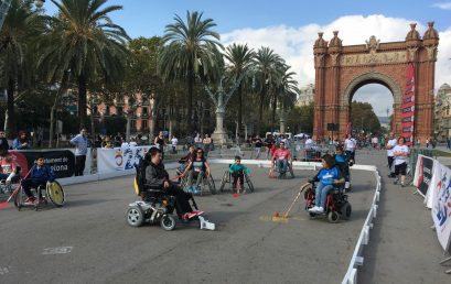 V Jornada Inclusiva (Arc de Triomf, Barcelona)