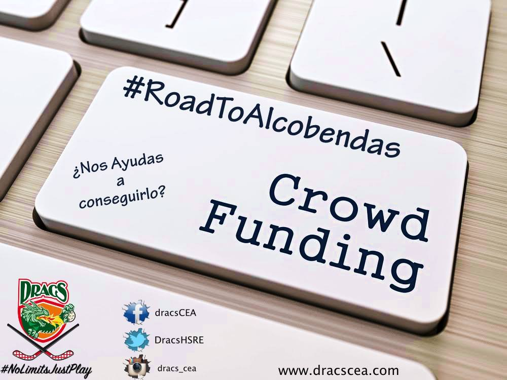 Crowfunding #RoadToAlcobendas