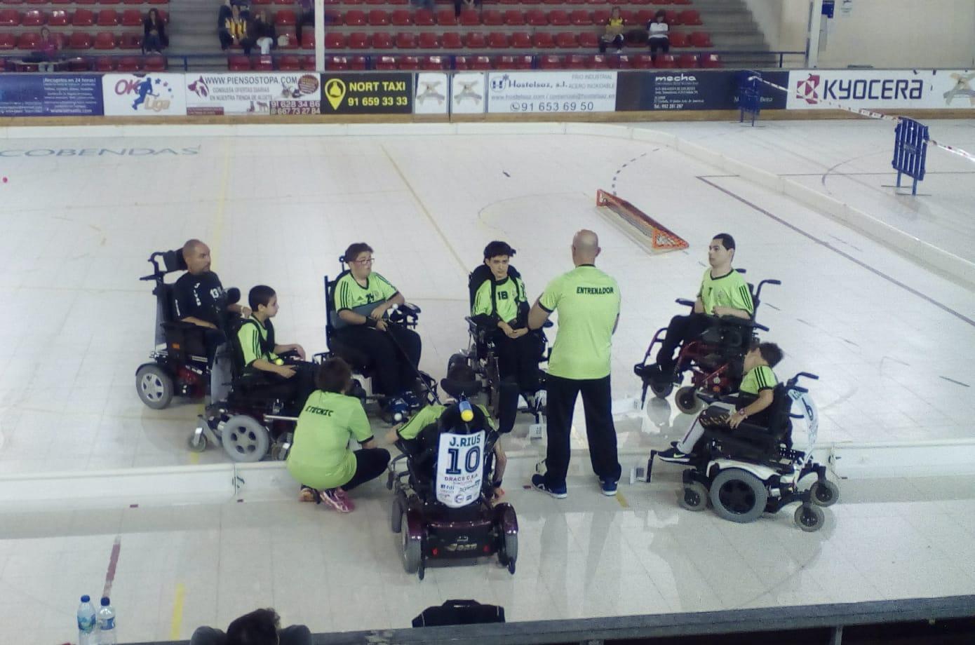 Campionat d'Espanya a Alcobendas