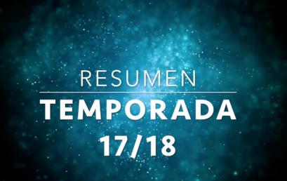 Video de agradecimiento Temporada 2017-2018