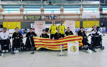Catalonia, champion of Spain of the Autonomous Communities